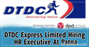 DTDC Express Limited Hiring